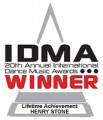 Henry Stone Receives W.M.C.'s IDMA Lifetime Achievement Award