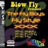 Fly Boys CD Insert