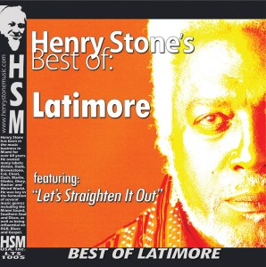 Best of Latimore CD