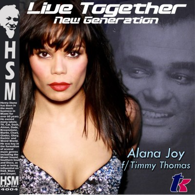 Live Together CD Front
