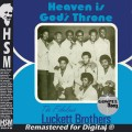 The Fabulous Luckett Brothers - Heaven Is God&#039;s Throne