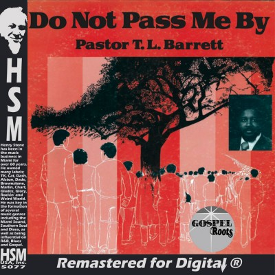 Pastor TL Barrett CD Front Digi