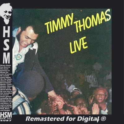 Timmy Thomas Live Digi