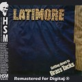 Latimore Brass Tacks CD Insert