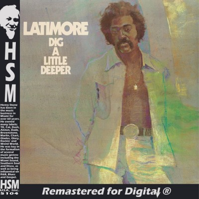 Latimore Dig Deep