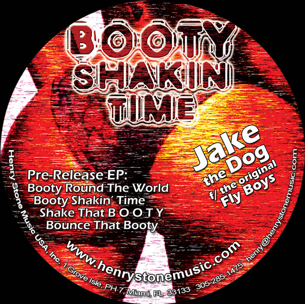 Booty Shakin Time EP
