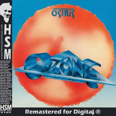Osiris Ozone CD Insert