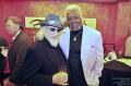 The man Henry Stone with million-selling soul artist Latimore