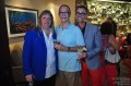 Life Is Art co-founder James Echols, contributor Keith Pinchot and Charlie Sellers