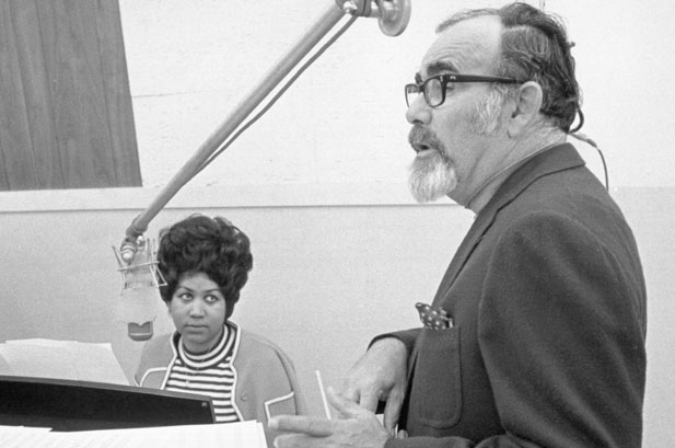 jerry wexler and aretha franklin